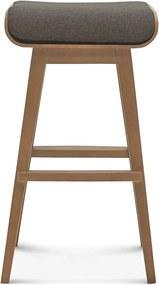 Barová drevená stolička Fameg Leifir