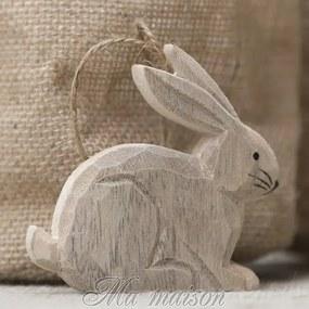 Zajac drevený