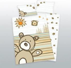 Obliečky Medvedík Luis 135x100