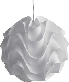 Helam Luster na lanku 1xE27/60W W-3011 biela HE0018