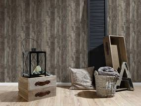 Best of Wood & Stone Wood No.1 - vliesová tapeta role 53 cm x 10,05 m