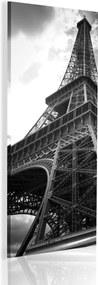 Obraz - Oneiric Paris - black and white 45x135