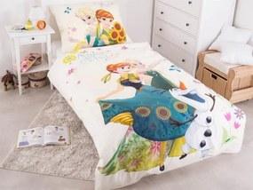 Detské obliečky Ľadové kráľovstvo bavlna 140x200