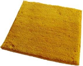 ROUTNER Kúpeľňová predložka UNI COLOR Žltá 20119 - Žltá / 50 x 50 cm 20119