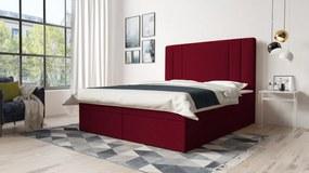 Čalúnená posteľ 120x200 cm Preet