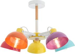 Detské svietidlo REDO EOLO PL 5X42W E27  04-513