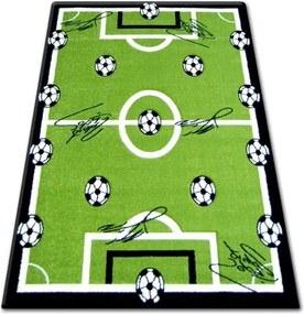 MAXMAX Detský koberec Futbalové ihrisko