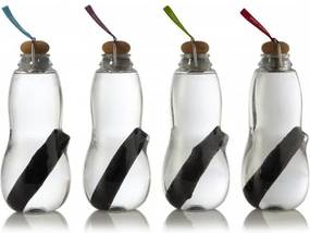 Filtračná fľaša s binchotanem BLACK - BLUM Eau Good
