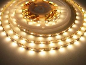 T-LED Ohybný LED pásik 6,2W/m 12V bez kritia IP20 Farba svetla: Teplá biela