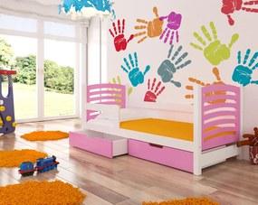 Moderná detská posteľ Nicola 08