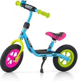 Milly Mally Detské cykloodrážadlo Milly Mally Dusty 10 - multicolor