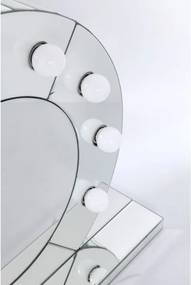 KARE DESIGN Stolné zrkadlo Make Up Round