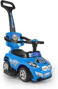 MILLY MALLY Nezaradené Detské vozítko 2v1 Milly Mally Happy Blue Modrá  
