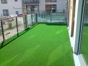 Vopi koberce Travní koberec umělý venkovní (outdoor) - neúčtují se zbytky z role - Spodní část s nopy (na pevné podklady) cm