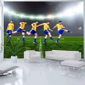 Fototapeta - Great footballer 300x210