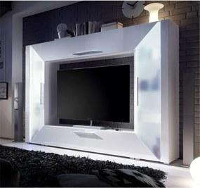 TEMPO KONDELA Adge obývacia stena biela