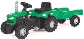 BUDDY TOYS BPT 1013 Šliapací traktor s vozíkom 57000765