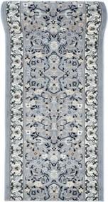 Behúň PP King sivý, Šířky běhounů 70 cm