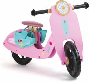 Detská drevená motorka Legler Speedster