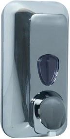 SAPHO - MARPLAST dávkovač pěnového mýdla 500 ml, chrom (A71600F