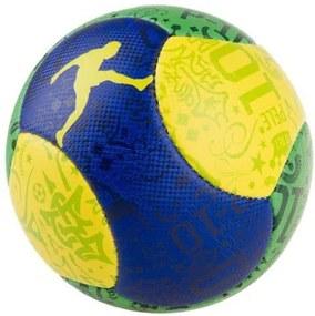 Slevnuj Lopta futbalový, Beach, modro - zeleno - žltý