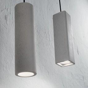 Ideal Lux 150673 luster Oak Square 1x35W | GU10