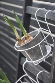 IB LAURSEN Drôtený držiak na kvetináč