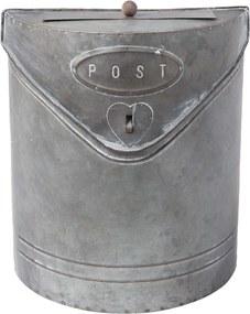 Poštová retro schránka - 24 * 10 * 29 cm