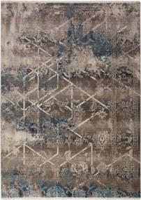 Obsession koberce Kusový koberec Inca 351 Grey - 80x150 cm