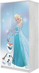 DO Skriňa Disney Frozen 80