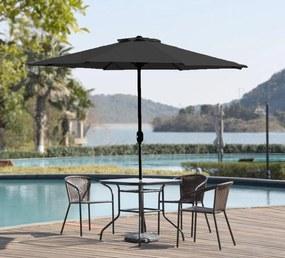Relaxačné lehátko pre 1 osobu STOJAN+HOJDACIA SIEŤ AVENBERG Florida 20249/A