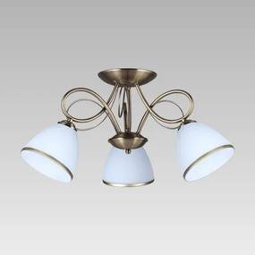 Prezent 92061450 luster Aster 3x60W | E27