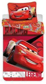 JERRY FABRICS Obliečky Cars Legend Polyester 140/200, 70/90 cm