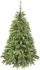 Umelý vianočný stromček-smrek Platinum prírodné 220 cm