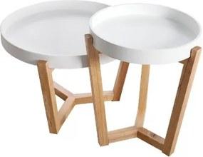 LINDRE set 2 stolíkov