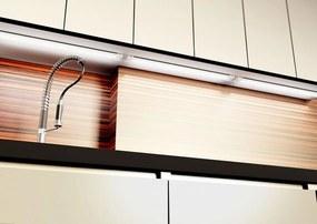 RENDL R10194 DART LED prisadená vr. externého ovládača biela 230V/350mA LED 8.4W 3000K