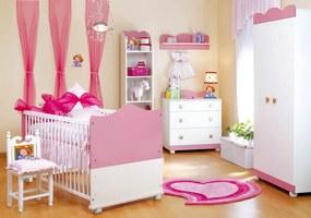 Detská izba PRINCEZNÁ Klups