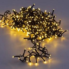Svetelná LED reťaz so 400 svetielkami
