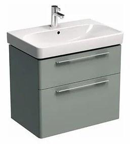 Koupelnová skříňka KOŁO TRAFFIC - platinově šedá