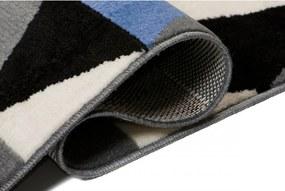 Kusový koberec PP Gusto sivokrémový, Velikosti 160x225cm