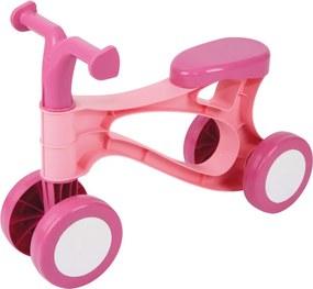 Lena odrážadlo rolocykel ružový