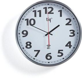 Wifi nástenné hodiny, Ø 380 mm