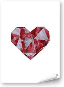Plagát na stenu Love under Construction / Dan Johannson XPGDJ062A5070