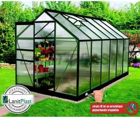 Vitavia Garden - skleník VITAVIA VENUS 7500 PC 4 mm zelený LG534