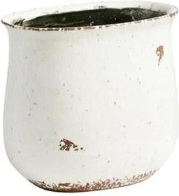 Bighome - Kvetináč CNICUS - biela
