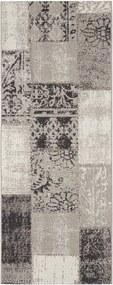 Bougari - Hanse Home koberce Kusový koberec Beach 103848 Taupe/Cream/Black - 80x150 cm