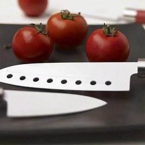 Keramické Nože Santoku sada 4 kusov