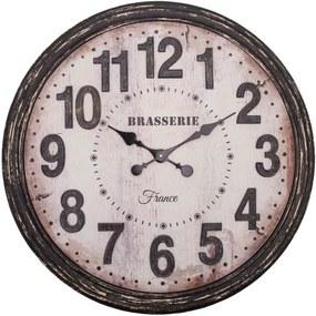 Hodiny Antic Line Brasserie, ⌀ 80 cm