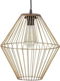 Závěsné světlo Vince 35 cm, mosazná Sdee:800689-B Hoorns +