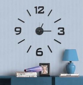 Samolepiace hodiny G21 Classic Style